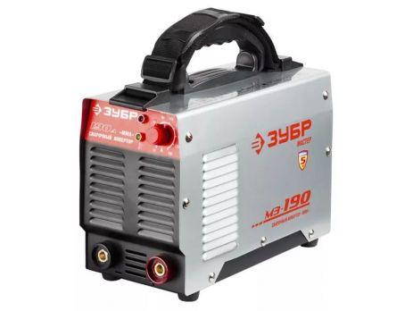 Купить Сварочный аппарат Зубр МАСТЕР ЗАС М3 190 Цена 6800 руб