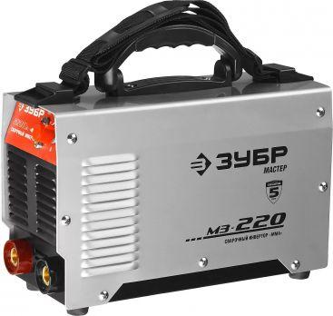 Купить Сварочный аппарат Зубр МАСТЕР ЗАС М3 220 Цена 7650 руб