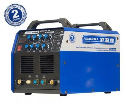 Купить  Аргонодуговой сварочный инвертор Aurora PRO INTER TIG 200 AC/DC Pulse Цена 30500 руб