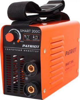 Купить Сварочный аппарат PATRIOT SMART 200 цена 3400 руб