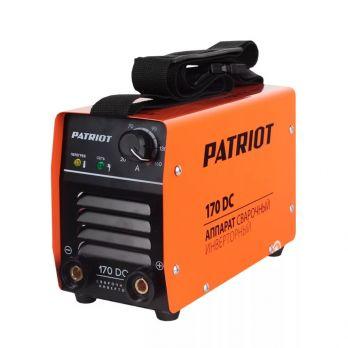 Купить Сварочный аппарат PATRIOT 170 DC MMA цена 5900 руб