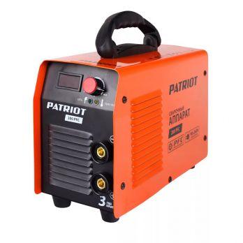 Купить Сварочный инвертор PATRIOT 200 PFC цена 9600 руб