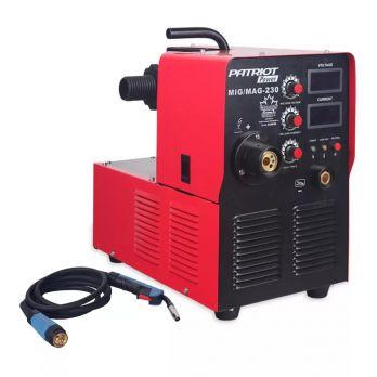 Купить Сварочный полуавтомат PATRIOT MIG/MAG-230 цена 37600 руб