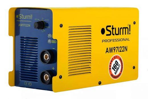Купить Сварочный инвертор Sturm AW 97I22 N цена 6950 руб