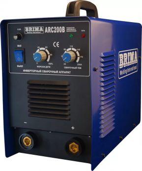 Купить Сварочный аппарат BRIMA ARC-200 B цена 20200 руб