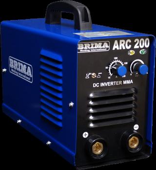 Купить Сварочный аппарат BRIMA ARC-200 цена 11500 руб