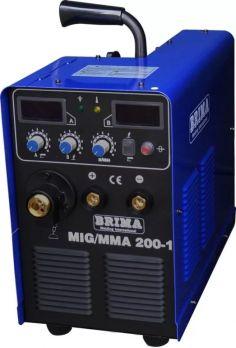 Купить Сварочный полуавтомат BRIMA MIG/ММА-200-1 цена 32600 руб