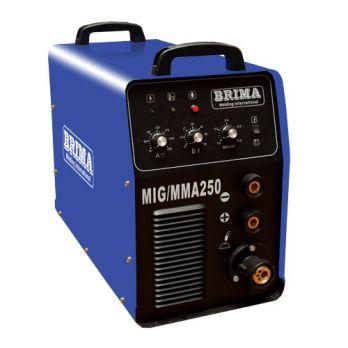 Купить Сварочный полуавтомат BRIMA MIG/ММА-250-1 цена 37500 руб