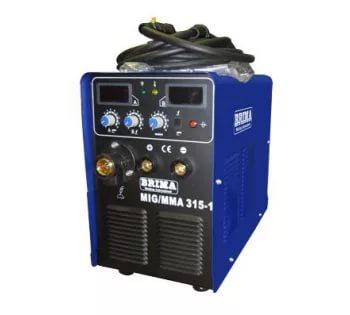 Купить Сварочный полуавтомат BRIMA MIG/ММА-315-1 цена 45800 руб