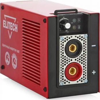 Купить Сварочный инвертор ММА Elitech ИС 180 М цена 3650 руб