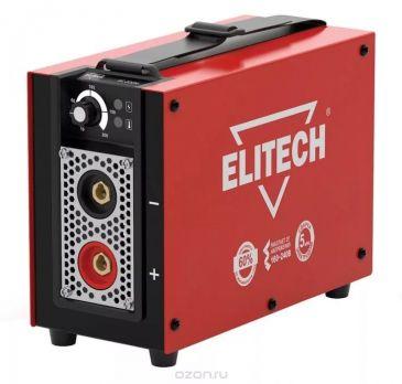 Купить Сварочный аппарат Elitech ММА ИС 200 М цена 5000 руб