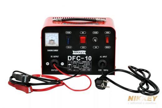 Купить Пуско-зарядное устройство Nikkey DFC-10 цена 1850 руб