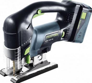 Лобзик маятниковый CARVEX PSBC 420 Li 18 PSBC 420 EB-Set цена 58200 руб