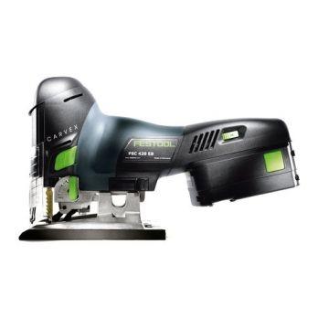 Лобзик маятниковый CARVEX PSC 420 EB Li 18-Set цена 58200 руб