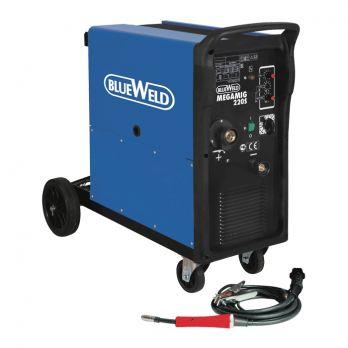 Сварочный полуавтомат BlueWeld Megamig 220 S