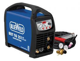 Сварочный аппарат BlueWeld Best TIG 251 DC HF Lift VRD