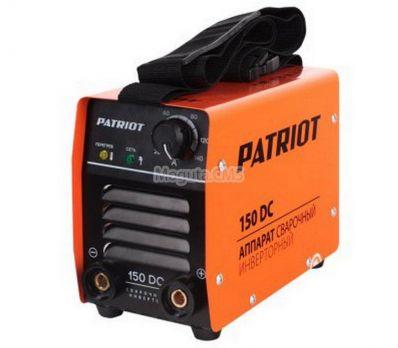 Купить Сварочный аппарат PATRIOT 150DC Цена 5700 руб
