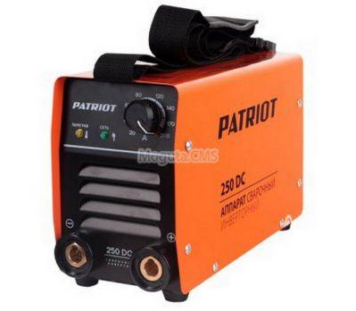 Купить Сварочный аппарат PATRIOT 250D C кейс цена 12480 руб