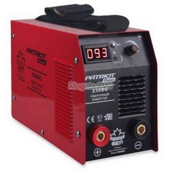 Купить Сварочный аппарат PATRIOT POWER 230 DC цена 9980 руб
