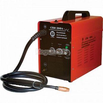 Купить Сварочный полуавтомат Калибр СПИ 200 А цена 22790 руб