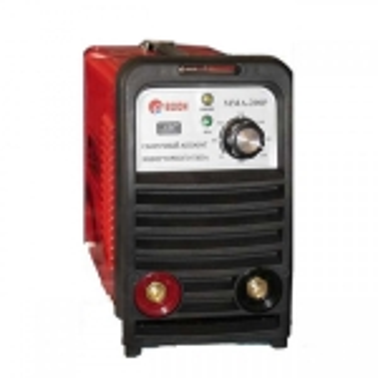 Сварочный аппарат инверторный EDON TB-200 цена 2900 руб