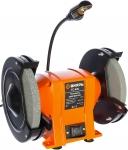 Точильный станок с подсветкой ВИХРЬ ТС-400