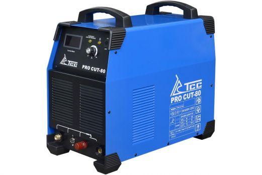 Инвертор для плазменной резки ТСС PRO CUT-80