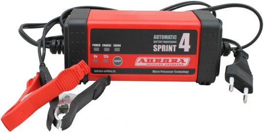 Зарядное устройство AURORA SPRINT 4 automatic
