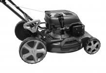 Бензиновая газонокосилка CARVER LMG-2051HMS