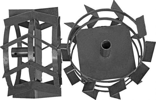 Грунтозацепы для Салют (380х200 мм; втулка 34 мм; 2 шт.) Изделмет ИЗД103047