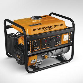 Бензиновый генератор Carver PPG 1200