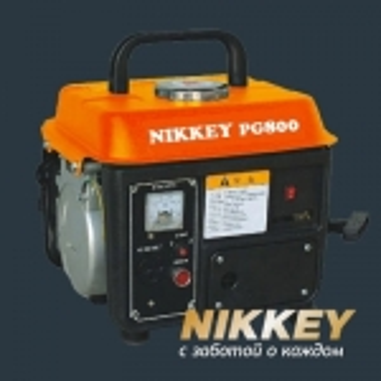 Купить Бензиновый генератор Nikkey PG 800 цена 4550 руб Москва