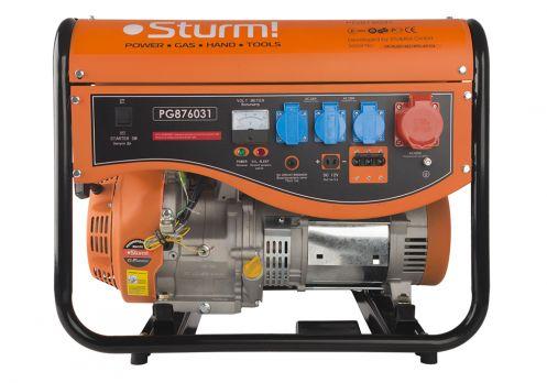 Бензиновый генератор STURM PG 876031