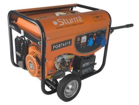 Бензиновый генератор Sturm PG 87651 E