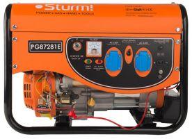 Бензиновый генератор Sturm PG 87281 Е