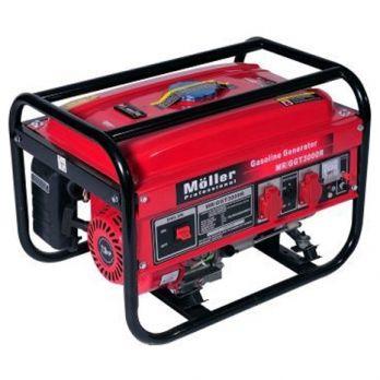 Бензиновый генератор Moller MR GGT 3000 R