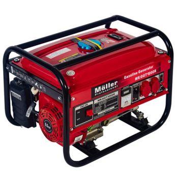 Бензиновый генератор Moller MR GGT 4000 R
