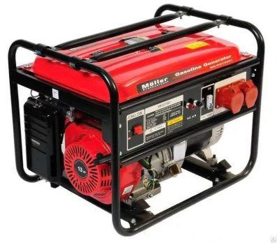 Бензиновый генератор Moller MR/GGT 5000 R