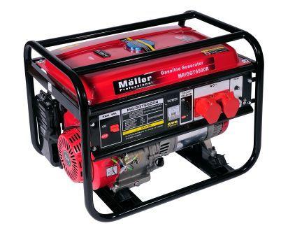 Бензиновый генератор Moller MR/GGT 6500 R