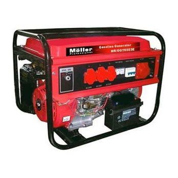 Бензиновый генератор Moller MR/GGT 6503 E