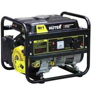 Купить Бензиновый генератор Huter HT 1000 L, цена 8000 руб, Москва
