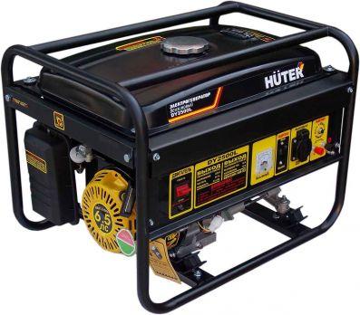 Купить Бензиновый генератор Huter DY 2500 L цена 8500 руб  Москва