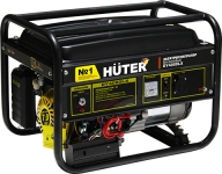 Купить Бензиновый генератор Huter DY 4000 LХ, цена 15600 руб Москва