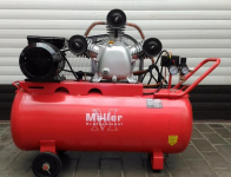 Компрессор воздушный Moller AC620/100
