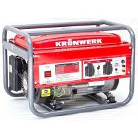 Купить Бензиновый генератор KRONWERK KB3500 Москва