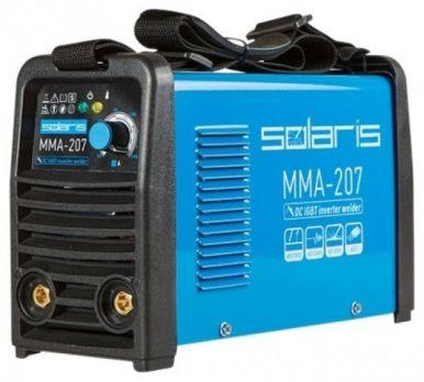 Сварочный аппарат Solaris MMA-207 (MMA)