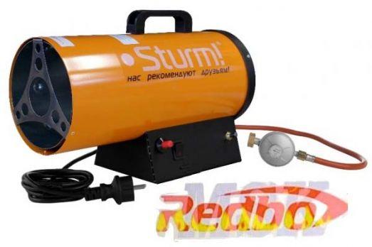 Газовая тепловая пушка Sturm GH 91301V