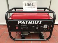 Бензиновый генератор PATRIOT BR 3800