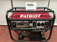 Бензиновый генератор PATRIOT GB 6500E Москва