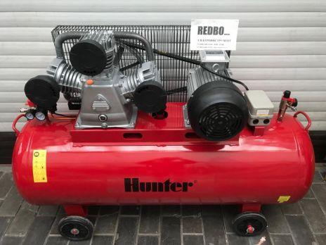 Компрессор HUNTER AC 1100/300